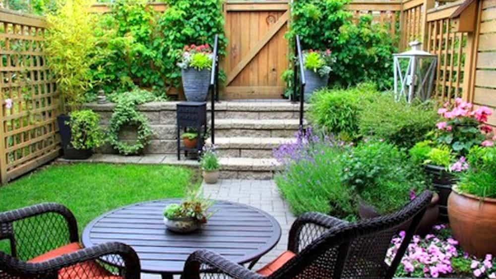 Idee Per Arredare Un Giardino Piccolo
