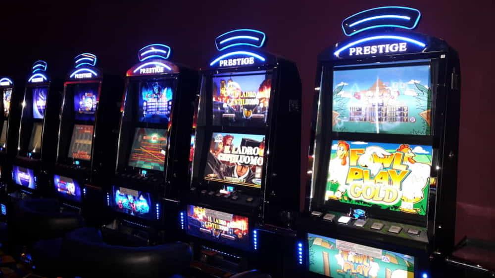 Rovinati dalle slot machine