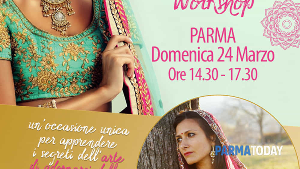 danze gipsy & indian beauty workshop, domenica 24 marzo ...