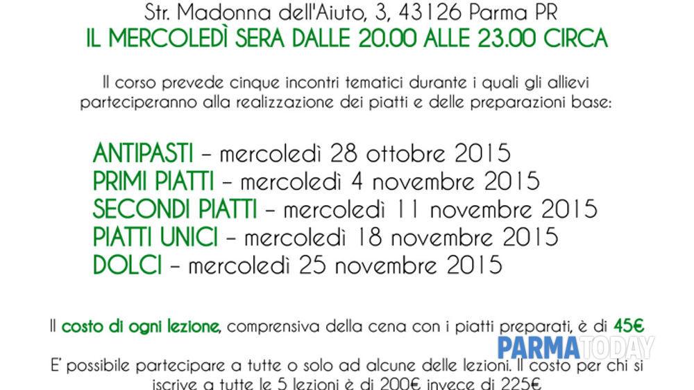 corso di cucina vegana al podere stuard eventi a parma - Corsi Cucina Parma