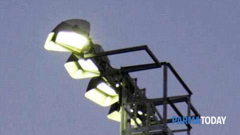 Norcia festa grande per il nuovo impianto di illuminazione